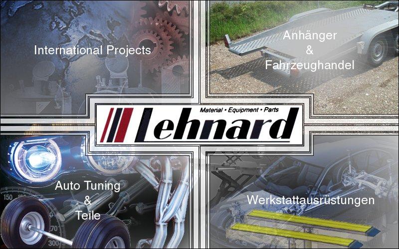 Herzlich Willkommen auf der Internetpräsenz der Lehnard CEPT GmbH
